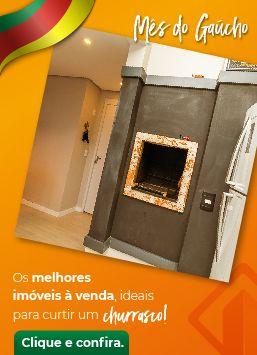 Confira nosso imóveis para comprar e curtir um churrasco!
